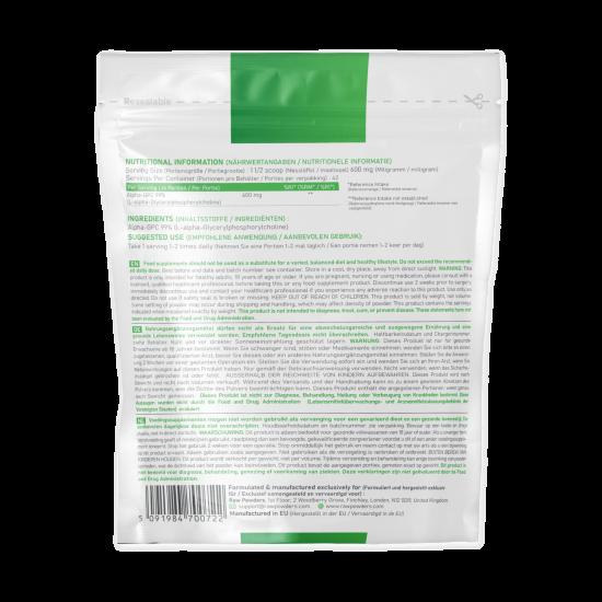 Alpha-GPC Powder 25 grams