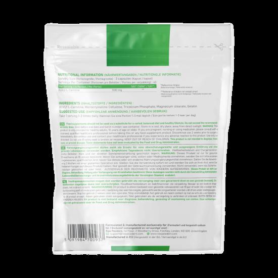Acetyl L-carnitine (ALC carnitine) Capsules