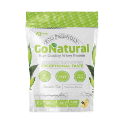 Go Natural 1 kg WPI Unflavoured