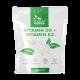 Vitamin D3 + Vitamin K2 90 tablets