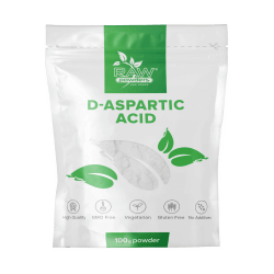 D-Aspartic Acid Powder 100 grams