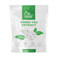 Green Tea Extract 500mg 60 Capsules