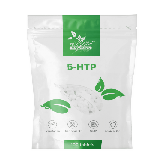 5-Hydroxytryptophan (5-HTP) Tablets