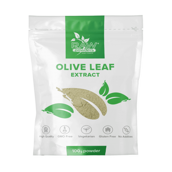 Olive Leaf Extract Powder 100 grams