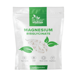 Magnesium Bisglycinate 500mg 120 Tablets