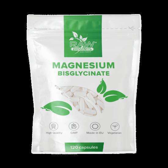 Magnesium Bisglycinate 500mg 120 Capsules