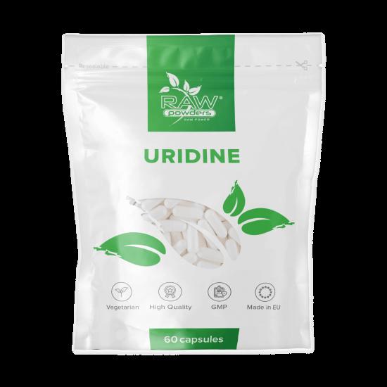 Uridine 250mg 60 Capsules