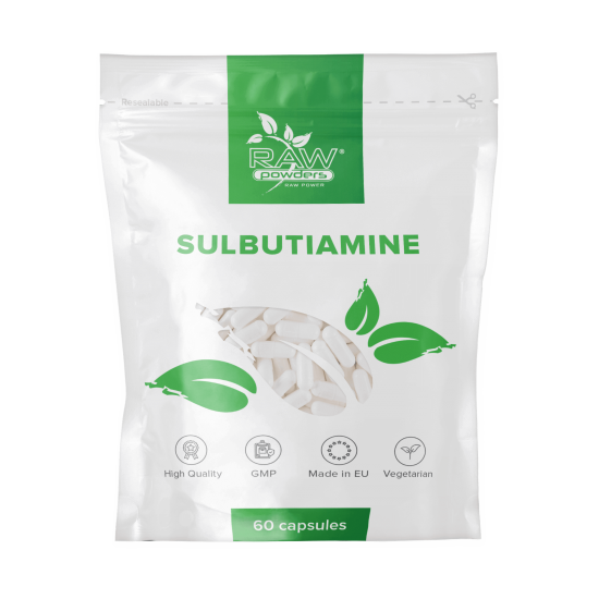 Sulbutiamine 300mg 60 Capsules