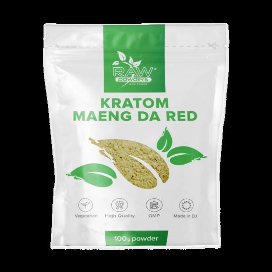 Kratom Maeng Da Red Powder 100 grams