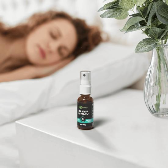 Go Powders Melatonin Sleep Spray